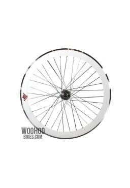 JOYTECH 50mm Wheelset Fixed Gear,Fix White