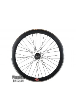 JOYTECH 50mm Wheelset Fixed Gear,Fix Black