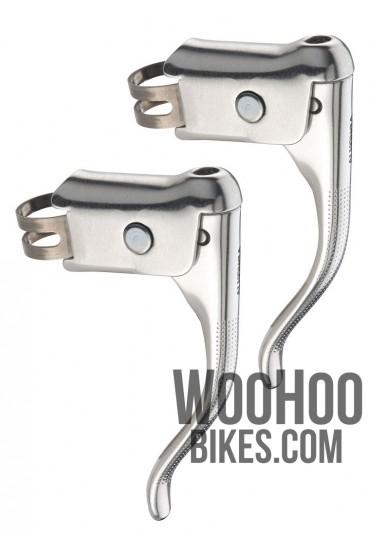 Dźwignie Klamki hamulca ALHONGA HJ-144 Aluminiowe, Ostre Koło, Szosowe