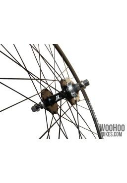 ACCENT Roadrunner Joytech Rear Fixed Gear Wheel Black