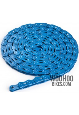 "Dartmoor Core Single Speed Chain 1/2"" x 1/8"" Blue"