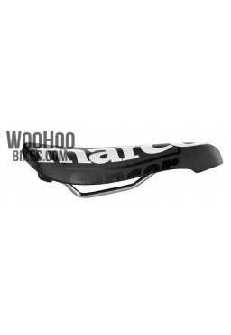Selle San Marco Concor Light, Microfeel, Black with White graphics