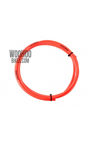 ACCENT Brake Cable Housing 5mm fluo Red