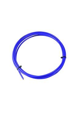 Pancerz Linki Hamulca ACCENT 5mm niebieski fluo