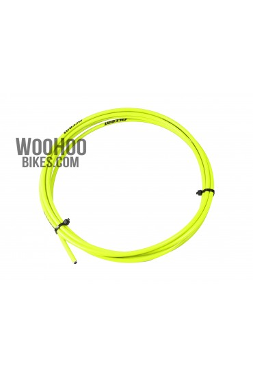ACCENT Derailleur Cable Housing 4mm Fluo Yellow