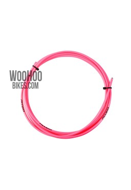 ACCENT Derailleur Cable Housing 4mm Fluo Pink