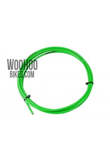 Pancerz Linki Przerzutki ACCENT 4mm Zielony fluo