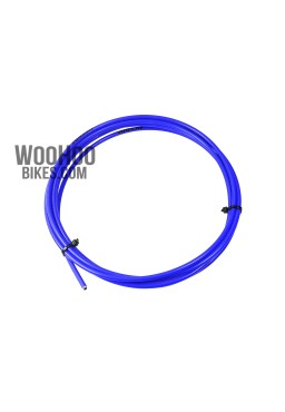 ACCENT Derailleur Cable Housing 4mm Fluo Blue