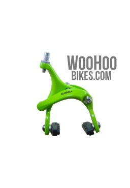ALHONGA Fixed Gear Front Brake Calipers - Green