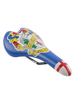 CINELLI SCATTO BLUE KNIGHT Bicycle Saddle