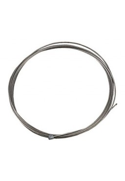 ACCENT Derailleur Cable, 1.2mm x 2000mm Galvanized Steel, Slick