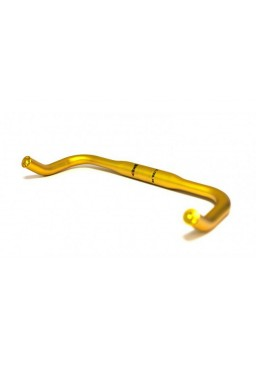 Cinelli Lola Bulhorn Handlebar 31.8mm Gold