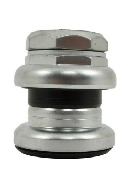 Tange Seiki Levin CDS 1 Inch  Threaded Headset - Satin Silver