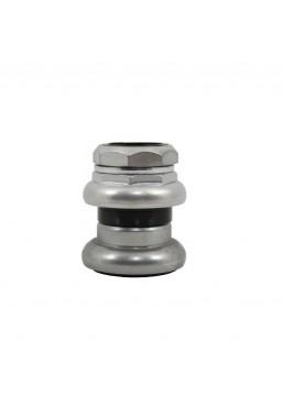 Tange Seiki Passage 1 Inch  Threaded Headset - Satin Silver