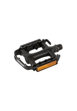 ACCENT Focus MTB, treking pedals, black