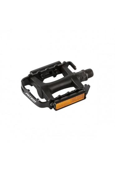 ACCENT Basic MTB, treking pedals, silver-black