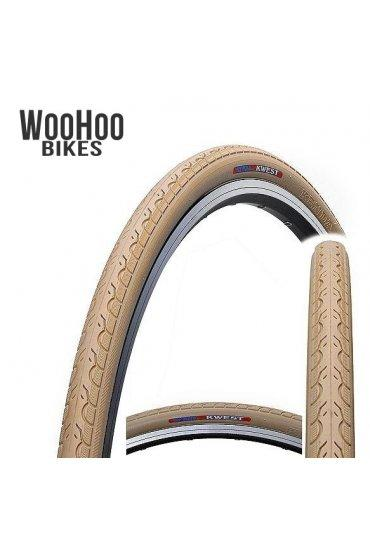 Kenda KWEST K193 700x28C 30TPI Fixed Gear Tire Beige