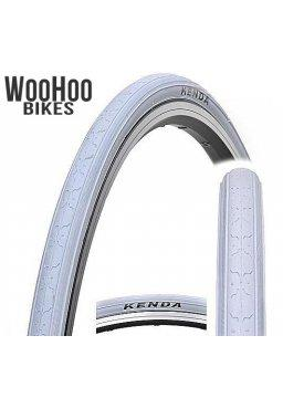 Kenda K152 700 x 25C Fixed Gear Tire White