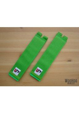 Paski do pedałów VP-730 Strapy Ostre Koło, Fix, Zielone