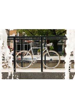 """Woo Hoo Bikes - BLUE 19"""" - Fixed Gear Track Bicycle"""