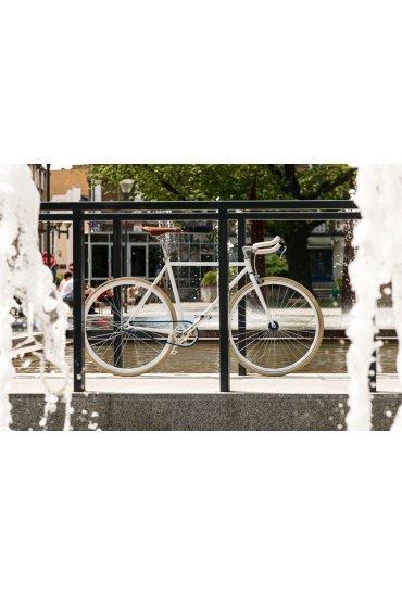 Rower Woo Hoo Bikes - BLUE 19'', Ostre Koło, Torowy