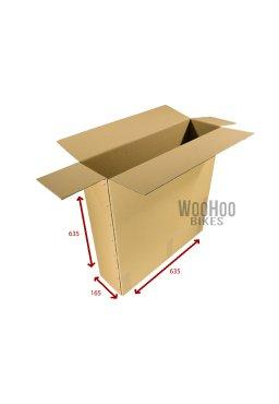 Duży Karton, Pudło, Pudełko 635 x 165 x 635mm
