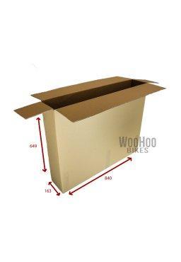 Duży Karton, Pudło, Pudełko 840 x 163 x 649mm