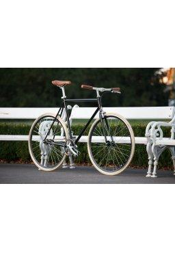 "Woo Hoo Bikes - Classic 19"" - Fixed Gear Track Bicycle"