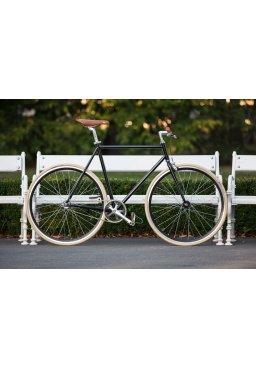"""Woo Hoo Bikes - Classic 19"""" - Fixed Gear Track Bicycle"""