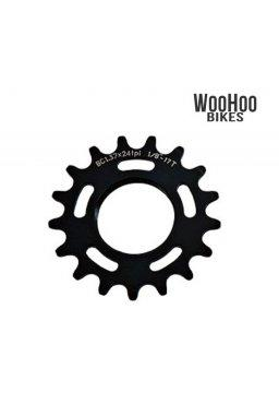 Dia-Compe Fixed Gear Track Cog, 15T - Black