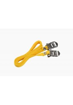 ACCENT AC-STRAP Toe Clip Pedal Straps - Yellow