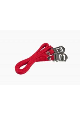 ACCENT AC-STRAP Toe Clip Pedal Straps - Red