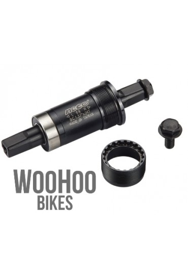 NECO B910 107,5 English Square Bottom Bracket 1.37x24
