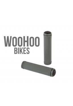 ACCENT Orion Handlebar Grips Gray 130mm