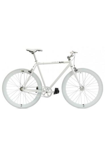 Cheetah Original White Fixed Gear Fixie Track City Urban Bike Bicycle