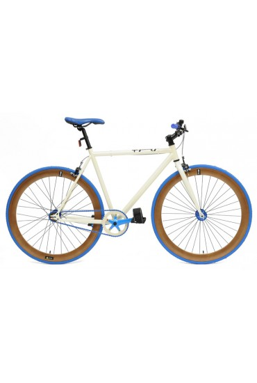 "Cheetah Original 23"" Cream Bicycle"