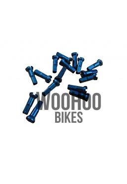 Nyple Aluminiowe SAPIM POLYAX Niebieskie x 36 szt.