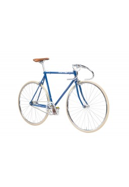 "Cheetah Prey 23"" Blue Bicycle"