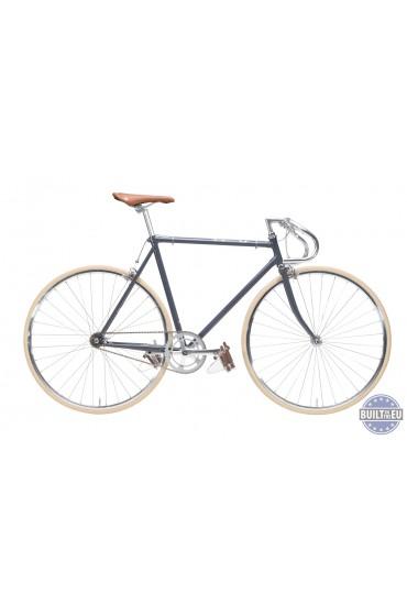 "Cheetah Prey 23"" Grey Bicycle"