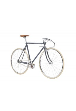 "Cheetah Prey 25"" Grey Bicycle"