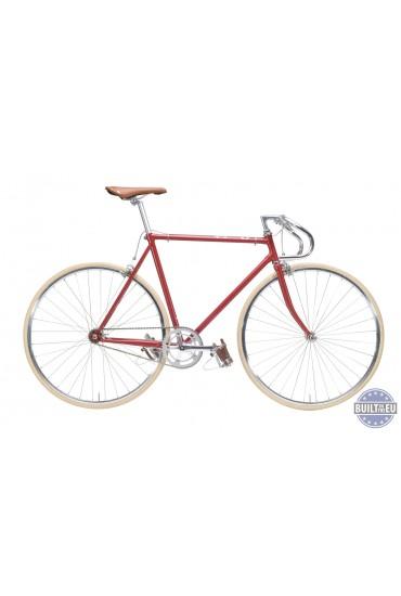 "Cheetah Prey 25"" Cherry Bicycle"