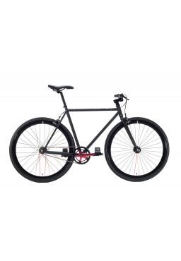 """Rower Cheetah 3.0 21"""" Czarno-Wiśniowy"""