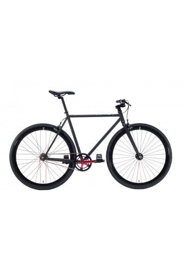 "Cheetah 3.0 21"" Black-Cherry Bicycle"