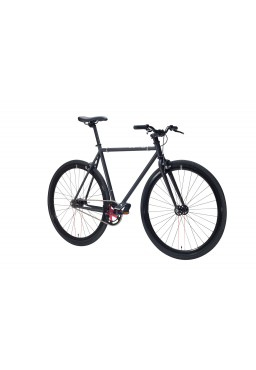 "Cheetah 3.0 21"" Black-Cherry Bicycle"