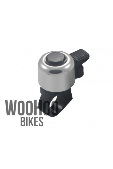 Bicycle Alloy Bell Nuvo NH-415 Silver