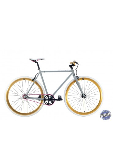 "Cheetah 3.0 21"" Grey Bicycle"