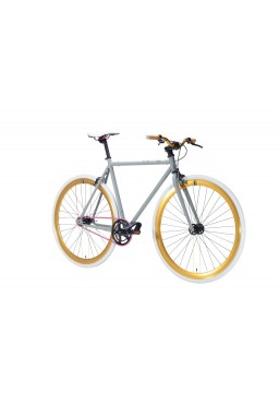 "Cheetah 3.0 21"" Grey Bicycle"