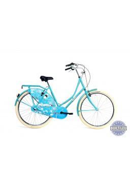 """Rower Van Gogh Amsterdam 21"""" Wolnobieg 3 Speed Kwitnący Migdałowiec"""