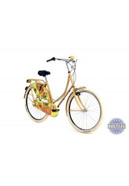 """Rower Van Gogh Amsterdam 21"""" Wolnobieg 3 Speed Słoneczniki"""