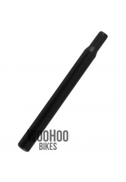 Seatpost ZFC-2007 25.0 x 400mm Steel, Black
